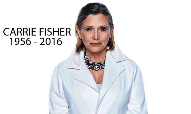 Everisingsun | NZ Actor | Star Wars | Princess Leia Dies
